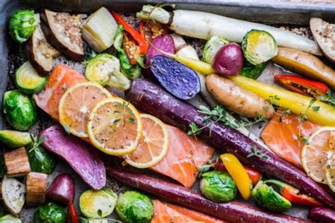vegetables that go with salmon 5 easy recipes you can totally master