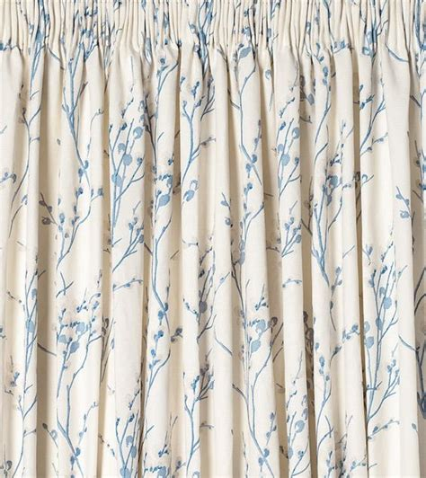 Pussy Willow Ready Made Curtains From Laura Ashley
