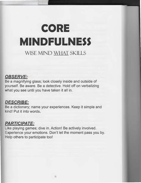 Dialectical Behavior Therapy Worksheets by 1000 Images About Dbt On Mindfulness