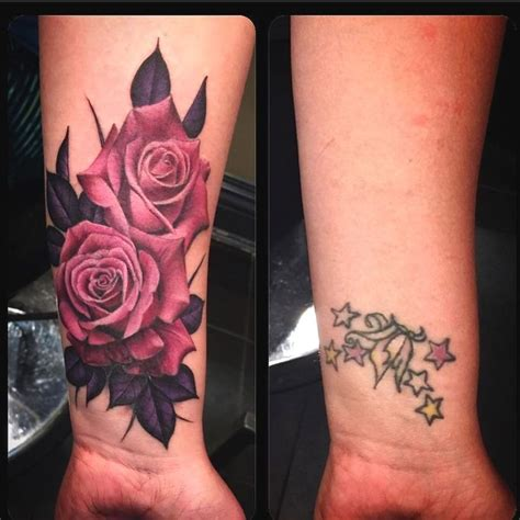 tattoos to cover up names on wrist 25 best best cover up ideas images on