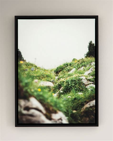 Framed Wall Photography