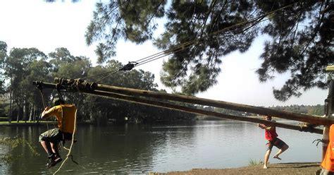 swinging derrick ropes and poles kontiki 2012 swinging derrick jib crane