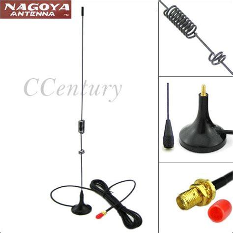 Nagoya Ht Antenna Ut 106uv Sma F For Baofeng Antena Weierwei Other wts new nagoya dual band ut 106 uv sma f mobile
