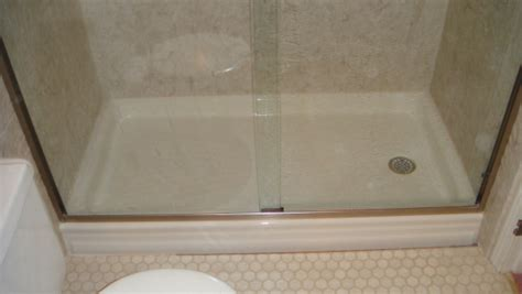 shower base to replace bathtub a few benefits of tub to shower conversions