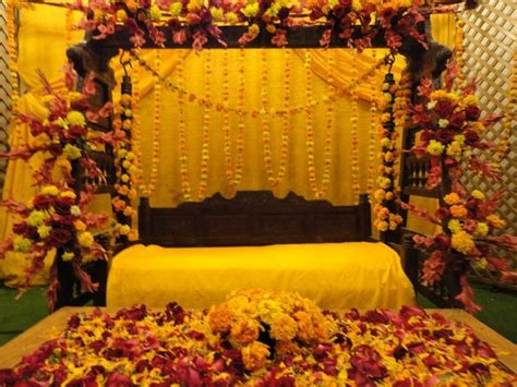 mehndi function decoration ideas at home