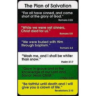 Salvation Help For The