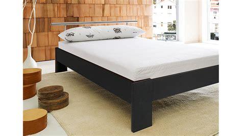 futonbett bobby schwarz inkl matratze und rollrost - Futonbett Inkl Matratze