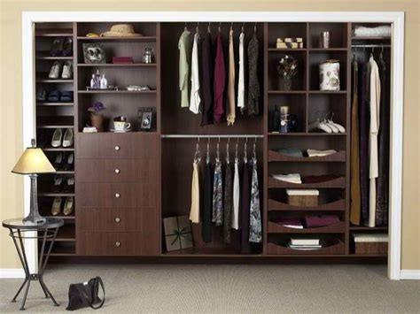 Closet Shelving Units Lowes by Modern Hanging Closet Organizer With Shelves