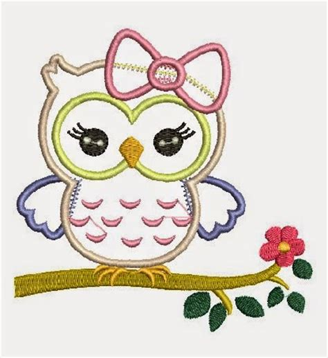 owl embroidery design applique 14 owl embroidery designs free download images free owl
