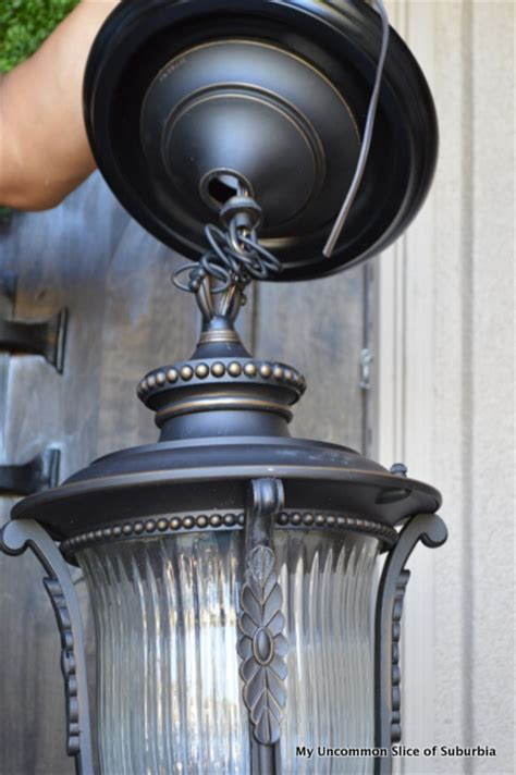 How To Convert Can Light To Pendant Convert A Recessed Light Into A Pendant Fixture