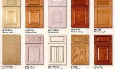 kitchen cabinet door styles options options in kitchen cabinets doors