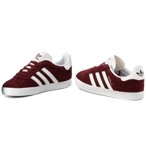 Sport Shoes Adidas Cewek Mn shoes adidas gazelle c cq2914 cburgu ftwwht ftwwht laced shoes low shoes