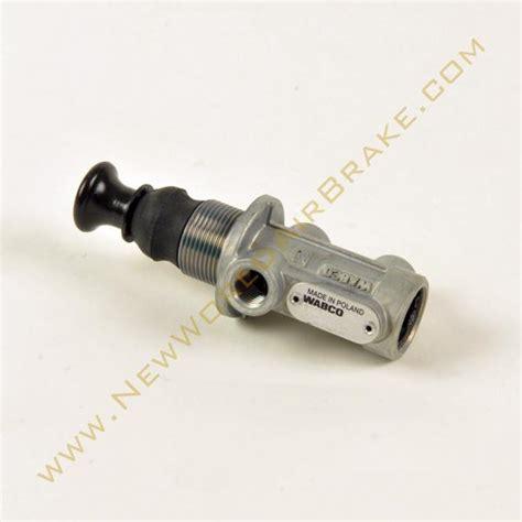 wabco  control valve  world air brake
