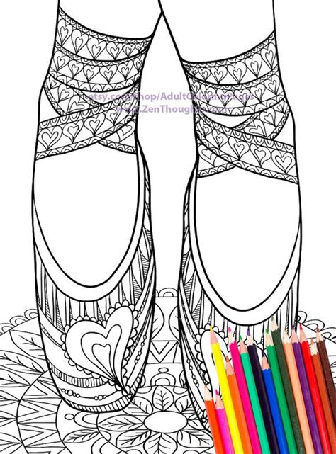 ballerina slippers coloring pages 94 best images about ballet on pinterest dance teacher
