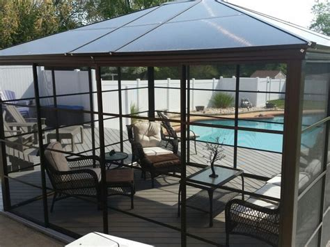 costco screen room screen room solarium costco pool landscape screens
