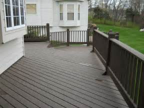 sherwin williams deck stain colors before and after major league painting inc