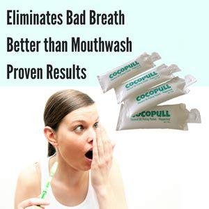 cocopull oil pulling  white teeth fresh breath