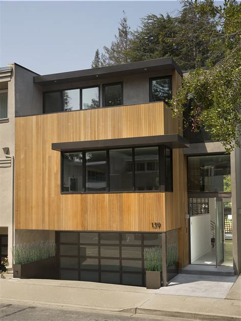 radical redesigns bridge to home building conversions radical remodel of an eichler era townhouse john lum