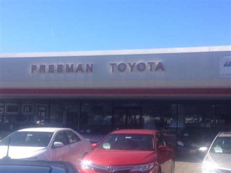 Freeman Toyota Service Freeman Toyota Ca Santa Rosa Ca 95407 7878 Car