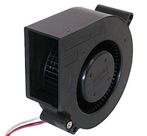 12 volt dc squirrel cage fan idea for a refrigerator install with a 12v solar fan