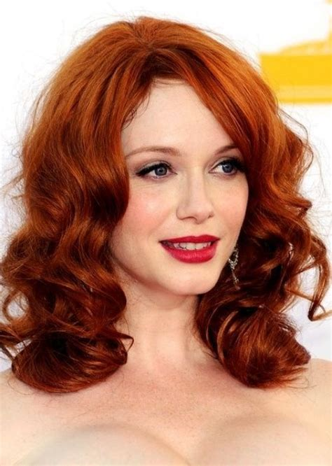 bright auburn hair color 94 best images about curly hairstyles on 34