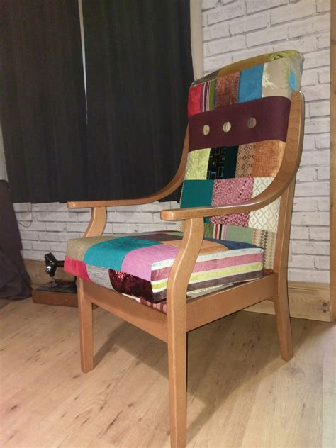Patchwork Furniture For Sale - patchwork chairs for sale in uk view 79 bargains
