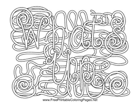 coloring pages with hidden words greeting hidden word coloring page