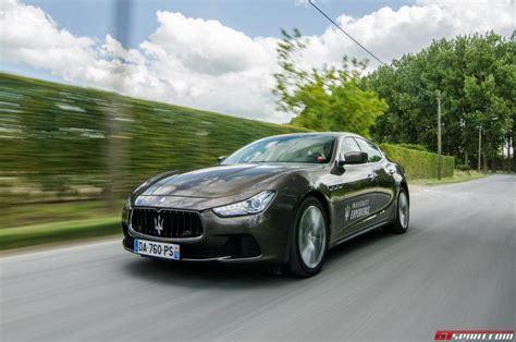 2014 Maserati Ghibli by 2014 Maserati Ghibli Diesel Review Gtspirit