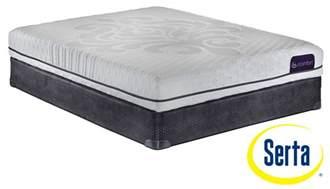 serta icomfort eco levity firm mattress and boxspring