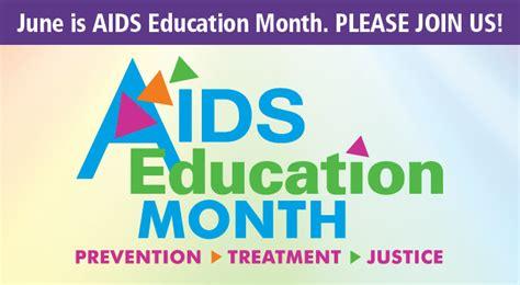 theme education month 2015 june is aids education month philadelphia fight