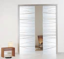 glass panel interior door ideas choosing a frosted glass interior door to your apartment