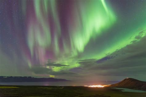 best month for northern lights iceland the best to see the northern lights in iceland the