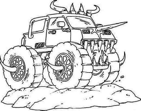 free monster truck videos spider man coloring pages monster trucks coloring pages