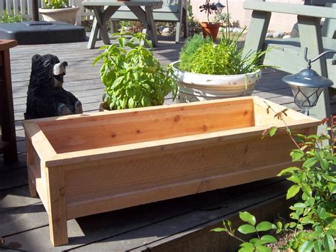 large cedar wood raised garden planter boxes with legs for