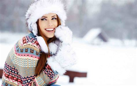 Get The Look An For The Snow by 5 Skin Problems In Winter Age Reverser
