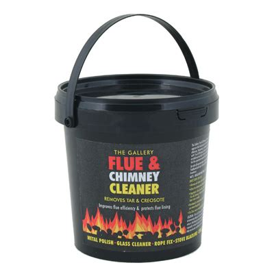 Fireplace Cleaning Supplies by The Gallery Flue And Chimney Cleaner 750g Tub