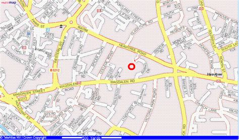 printable map exeter exeter mr research centre university of exeter