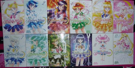 my is a sailor books all 12 sailor moon comic books by sailor girl1234 on