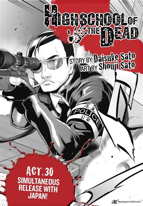 highschool of the dead 31 high school of the dead 31