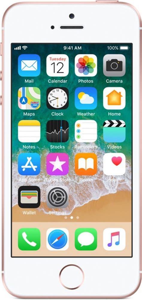 apple iphone se 32 gb buy apple iphone se gold 32