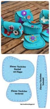 cute little girls felt purse pattern for free the