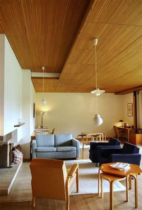 alvar aalto  interior   maison louis carre