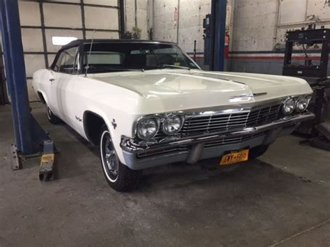 65 impala convertible for sale 1965 chevrolet chevy impala ss convertible classic