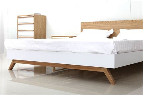 scandinavian bed scandinavian bed contemporary bed california size bed