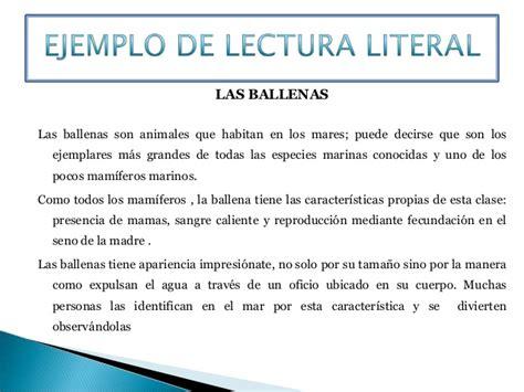 diferencia entre preguntas inferenciales y literales festival de la literatura d 201 cimo