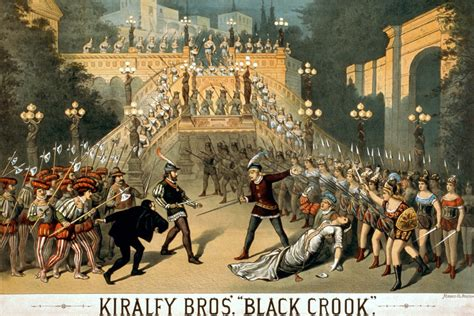 The Black by File Black Crook Poster Jpg Wikimedia Commons