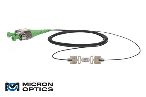 Sensor Strain optical strain gage os3100 micron optics
