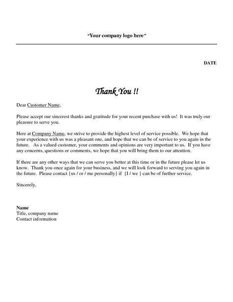 thank you letter for business opportunity sle letter thanking for business opportunity cover