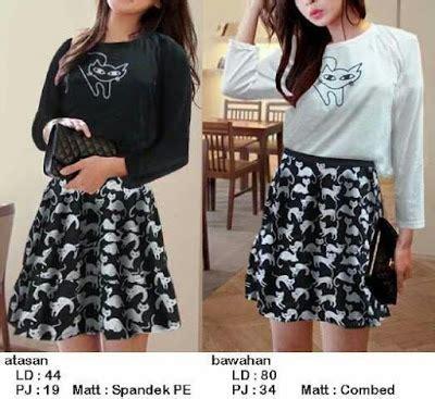 Baju Atasan Wanita Banana Panjang Spandek Termurah Terbaru A grosir baju atasan wanita termurah produk terbaru 13
