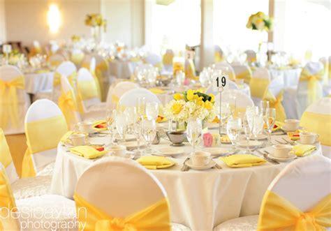 table la canada banquet table setup restaurant table setup stock images